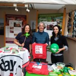 Informationsstand zum Equal Pay Day in Kassel (19.03.2016)