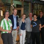 Besuch der Zweiganstalt Baunatal