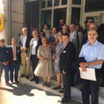Flüchtlingspolitik und die Situation der Flüchtlinge in Griechenland waren der Anlass der Reise des Hessischen Petitionsausschusses. 4 Tage in Athen. Ein volles Programm, interessante Begegnungen und Gespräche.