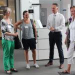 Besuch sera GmbH (21.07.2016)