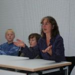Besucherfahrt Landtag 2009