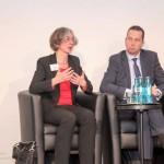 """Zu einer Veranstaltung zum Thema """"Deutschlands Bahnindustrie stärken – was politisch jetzt zu tun ist"""" lud VDB und die VhU ein (15.02.2016)"""