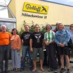Besuch der Rohloff AG in Fuldatal
