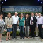 Klimabühne beim Hessentag