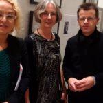 Ausstellung Kunst aus Hessen im Landtag mit dem Künstler Oskar W. Rug (23.11.2016)