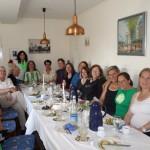 Grünes Frauenfrühstück