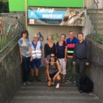 Sommertour 2017 - Besuch Fahrradwerkstatt für Geflüchtete