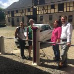 Sommertour - Besuch Plug'n Charge in Riede (09.08.2017)