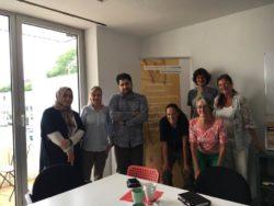Sommertour - Besuch Violence Prevention Network in Kassel