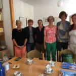 Sommertour - Besuch Euregio- und Furoreverlag (08.08.2017