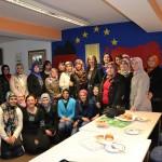 Besuch der Mädchen- und Frauengruppe der Türkisch-Islamischen Gemeinde in Kassel
