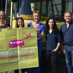 Zu Besuch beim Mädchenbus Nordhessen(20.04.2018)