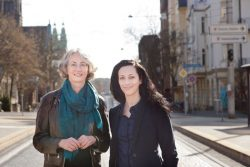 Grüne Frauenpower aus Nordhessen