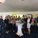 Informative Veranstaltung der Baunataler Grünen über das Artensterben und mit dem Film More than Honey (12.05.2018).