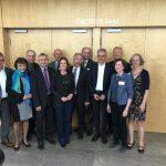 Treffen mit den Lokalen Nahverkehrsorganisationen (04.05.2018)