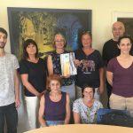 Besuch bei der Sozialen Hilfe e.V (13. Juli 2018)