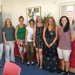 Besuch der Aidshilfe Kassel (16.Juli 2018)