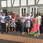 Bei der Werra-Hanf-Genossenschaft für Nutzpflanzen (17.07.2018)