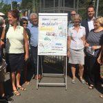 Mobilfalt im Werra-Meißner-Kreis, Projekt des NVV (17.07.2018)