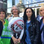 Solidarität mit den Frauenärztinnen, weg mit dem 219a (29.08.2018)