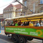 Vom Königsplatz zum Herkules - Die neue Herkulesbahn (18.10.2018)