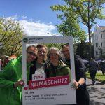 Gutes Klima beim Tag der Erde in Kassel (28.04.2019).
